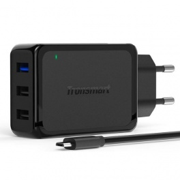 Sursa Alimentare Tronsmart TS-WC3PC Quick Charge 2.0 USB 3 Porturi