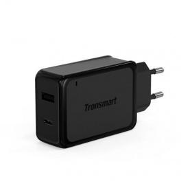 Incarcator de retea Tronsmart W2PT2 Quick Charge 3.0 2xUSB 33W