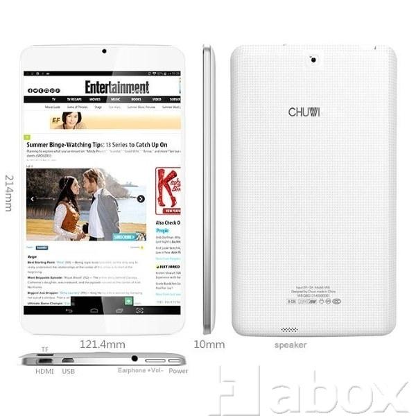 chuwi vx8 3g intel quad core gps tablet pc 8 inch 1280x800 android 4 4 gsm bluetooth Assurance