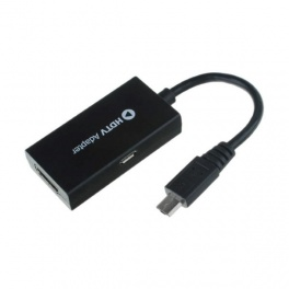 Adaptor MHL Micro USB HDMI Negru