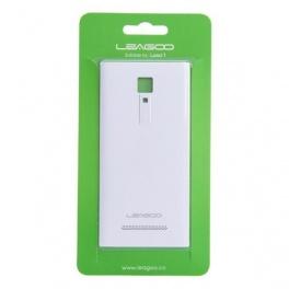 "Capac spate alb smartphone 5.5"" Leagoo Lead 1"