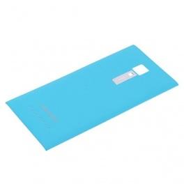 "Capac spate albastru smartphone 5.5"" Leagoo Lead 1"