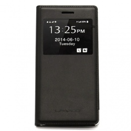 "Husa coperta smartphone 5"" Leagoo Lead 2 Neagra"