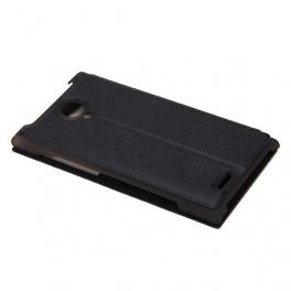 """Husa coperta smartphone 5.5"""" Doogee DG550 Neagra"""