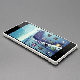"Husa protectie smartphone 5"" Leagoo Lead 2 Transparenta"