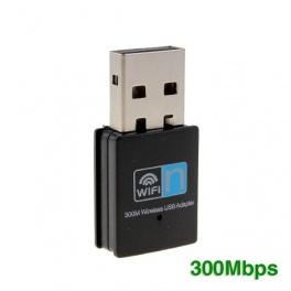 WIFI 300Mbps N Adaptor USB Placa de retea fara fir