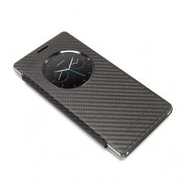 "Husa coperta smartphone 5.5"" Leagoo Elite 2 Neagra"