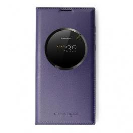 "Husa coperta smartphone 5.5"" Leagoo Elite 3 Albastra"